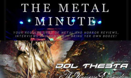 "The Metal Minute – ""The Universe Expands"" CD Review"