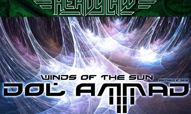 "Heavylaw – ""Winds Of The Sun"" Review (French)"