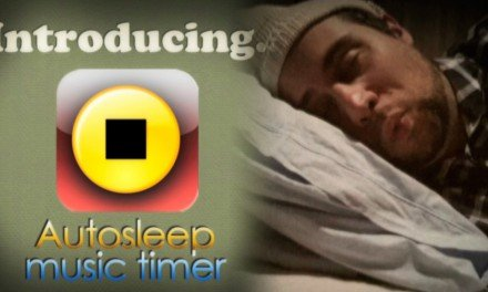 Autosleep Music Timer – promo video