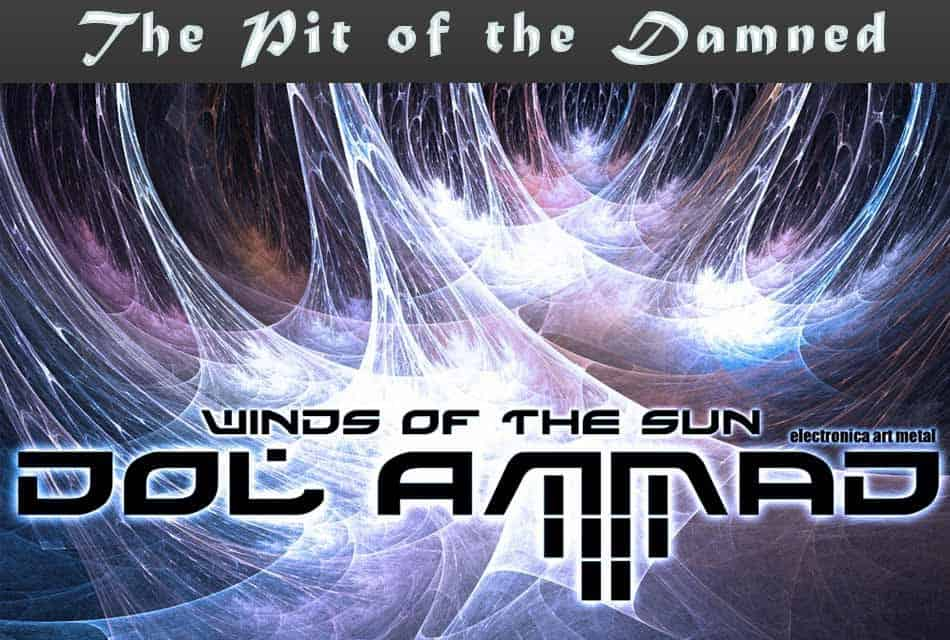 """The Pit of the Damned – """"Winds Of The Sun"""" Review (in Italian)"""