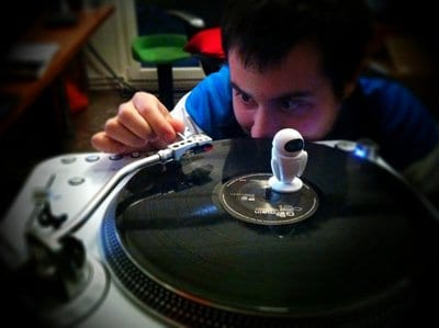 Re-discovering vinyl