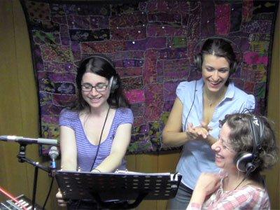 Dol Ammad choir recordings - Alto day 1