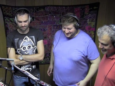 Dol Ammad choir recordings - Bass day 1