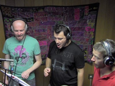 Dol Ammad choir recordings - Tenor day 1