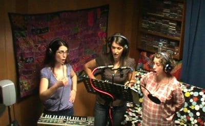 Dol Ammad choir recordings - Alto day 2