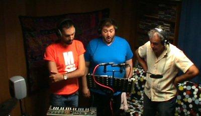 Dol Ammad choir recordings - Bass day 2