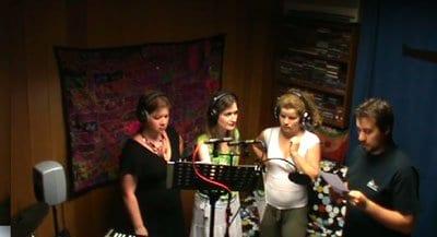 Dol Ammad choir recordings - Soprano Day 2
