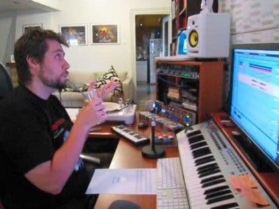 Dol Ammad choir recordings - Tenor Day 2