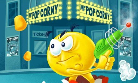 Pop Corny – writing music and sfx for an awesome iphone game