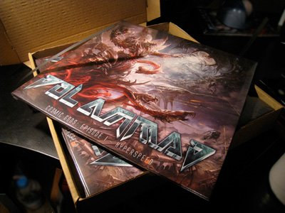 Dol Ammad - Hyperspeed pre-orders packaging