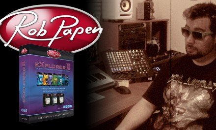 Hyperspeed – Rob Papen eXplorer II remix