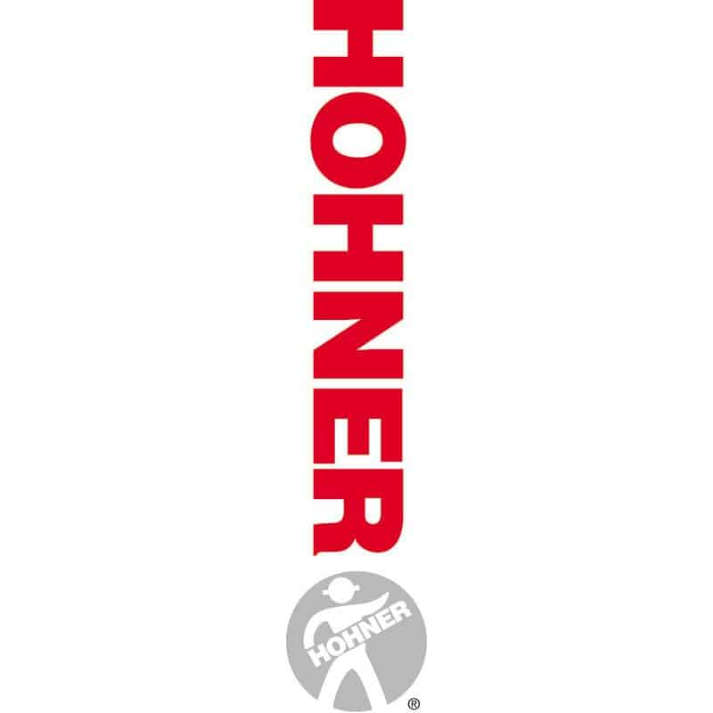 Endorsement by Hohner