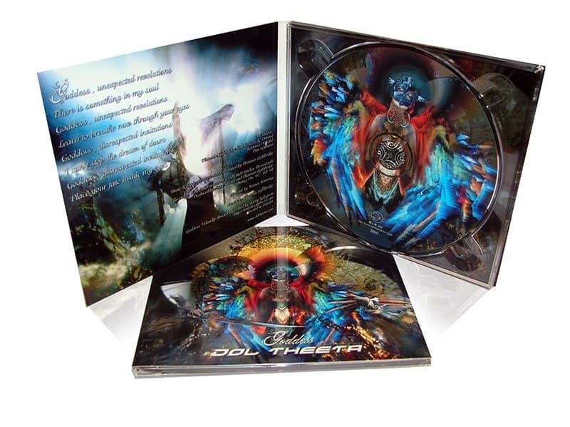 Dol Theeta - Goddess CD