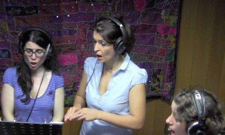 Dol Ammad choir recordings – Alto day 1
