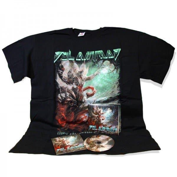 "Dol Ammad - ""Cosmic Gods: Episode I - Hyperspeed"" CD/TS Bundle"