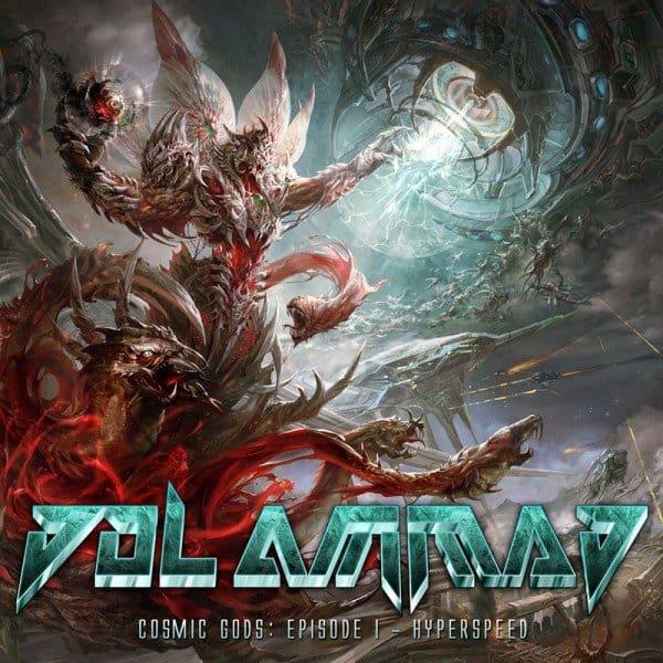 "Dol Ammad - ""Cosmic Gods: Episode I - Hyperspeed"""