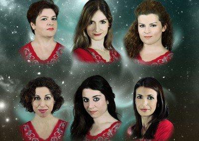 Dol Ammad - Hyperspeed Lineup (Female Choir)