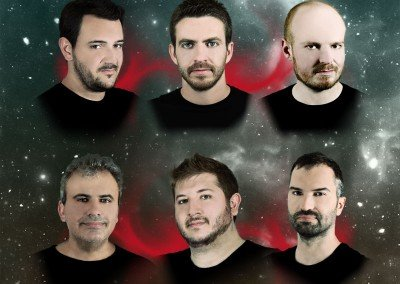 Dol Ammad - Hyperspeed Lineup (Male Choir)