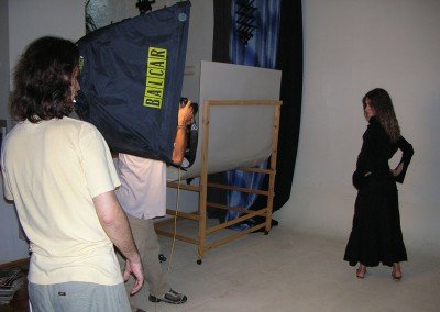 "Dol Ammad - ""Ocean Dynamics"" photo-shoot (Stereosis)"
