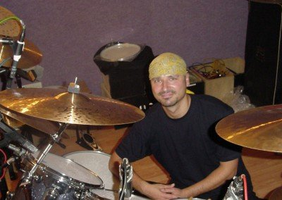 "Dol Ammad - ""Star Tales"" recordings (Drums)"