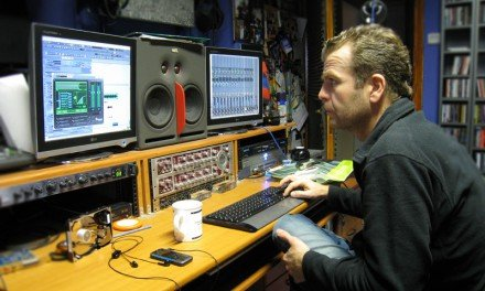 """Mastering for """"The Universe Expands"""" is complete!"""