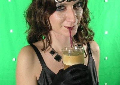 Dol Theeta - Goddess (video shoot)