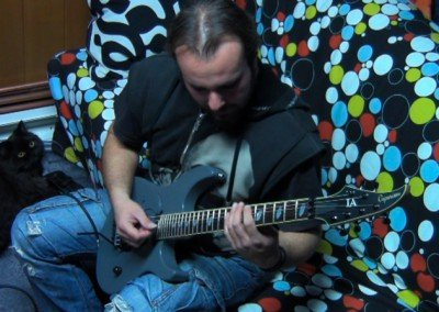 Dol Ammad - Hyperspeed recordings (Guitars)