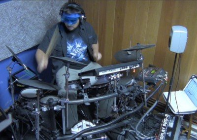 Dol Ammad - Hyperspeed recordings (Drums)