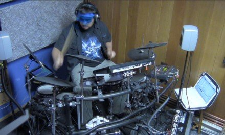 """Drums complete for """"Hyperspeed"""""""