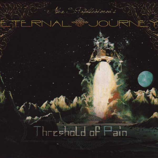 "My guest appearance in Eternal Journey's ""Threshold of Pain"""