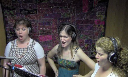 Dol Ammad choir recordings – Soprano day 1