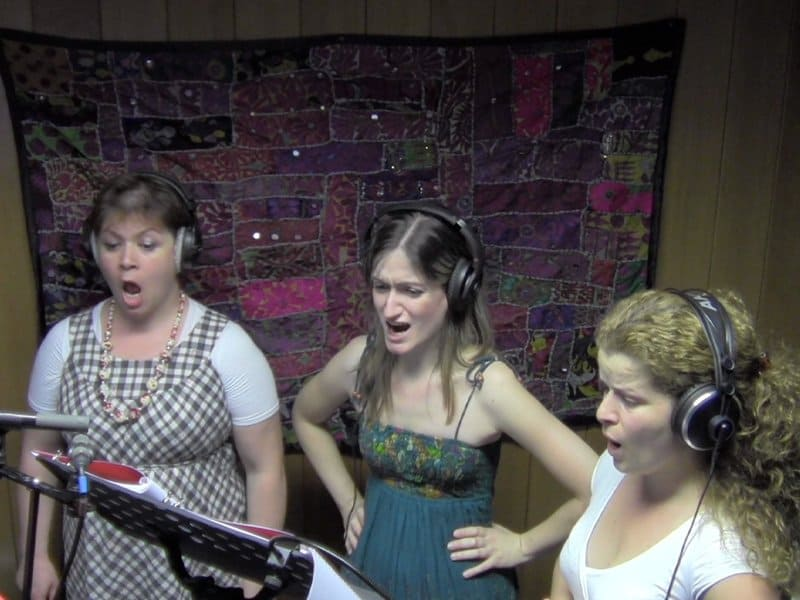 Dol Ammad choir recordings – Soprano day 1
