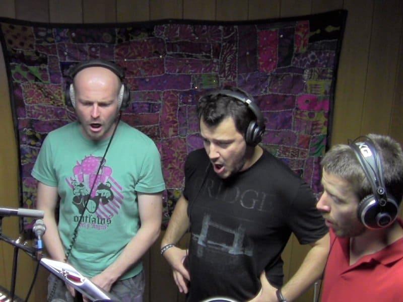 Dol Ammad choir recordings – Tenor day 1