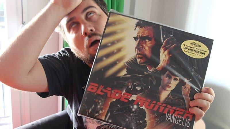 Blade Runner vinyl