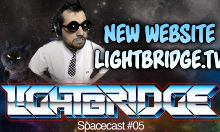 Spacecast #05 – New Website Lightbridge dot tv