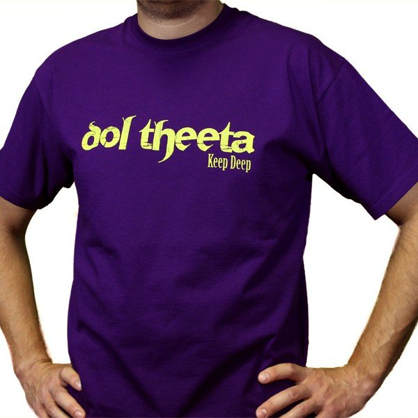 Dol Theeta - Keep Deep T-SHIRT