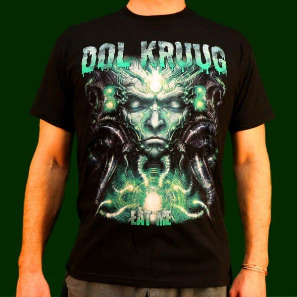 Dol Kruug - Eat Me T-SHIRT