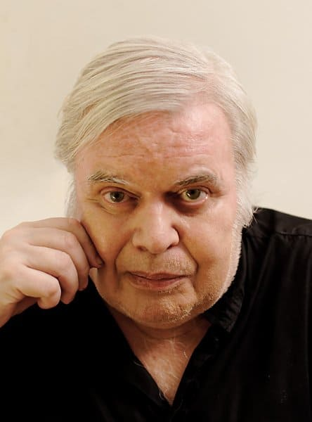Farewell to H.R. Giger