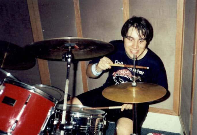 Drumming like it's 2000