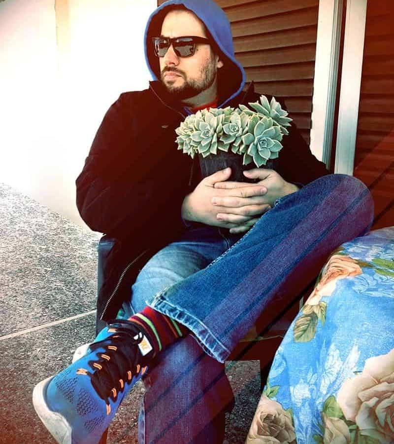 Hug a plant
