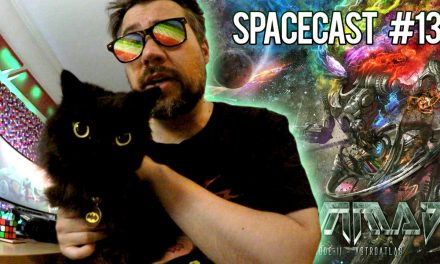 Dol Ammad New Album Complete! – Cosmic Gods Episode II – Astroatlas – Spacecast 13
