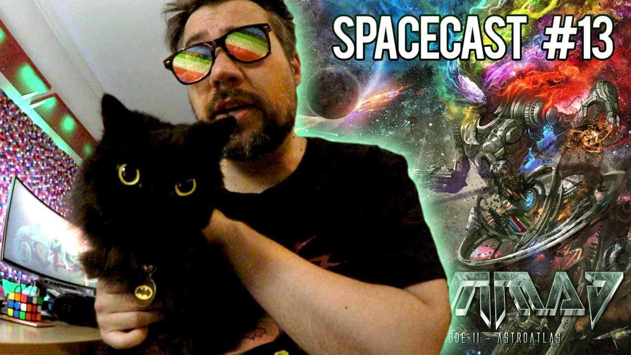 Dol Ammad New Album Complete! – Cosmic Gods Episode II – Astroatlas – Spacecast 13
